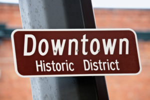 Property Rights vs Historic Designation: Historic District