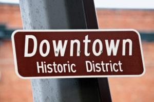 Property Rights vs Historic Designation: Historic District
